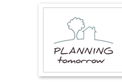Logo of Planning Tomorrow